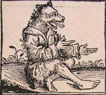 Člověk s psí hlavou